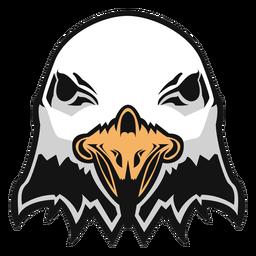 Logotipo da cabeça de gaivota