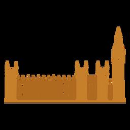 Piso del parlamento del reino unido