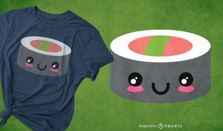 Nettes Maki T-Shirt Design