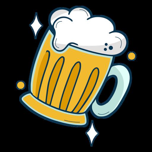 Cerveza irlandesa plana