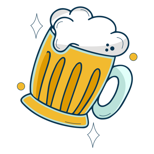 Irish beer flat Transparent PNG