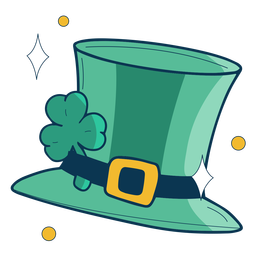 Irish hat flat