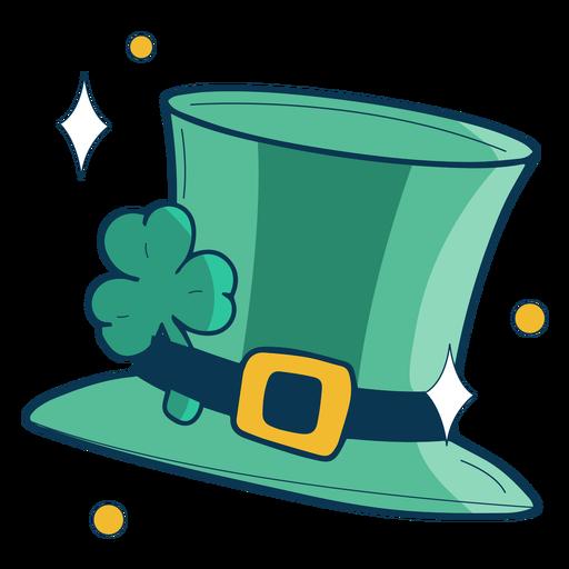 Sombrero irlandés plano Transparent PNG
