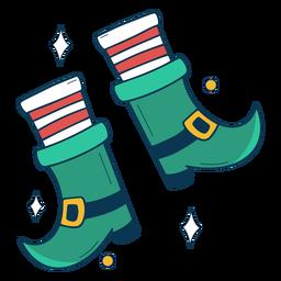 Irish boots flat