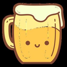 Beer jug cartoon