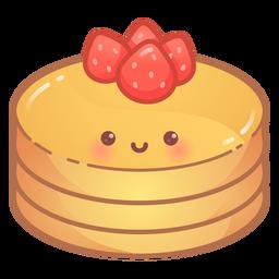 Hot cakes gradient