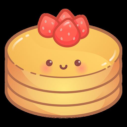 Heiße Kuchen Gradient