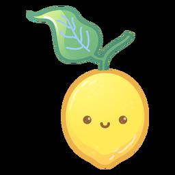 Gradiente de limón feliz