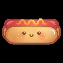 Hot dog gradient