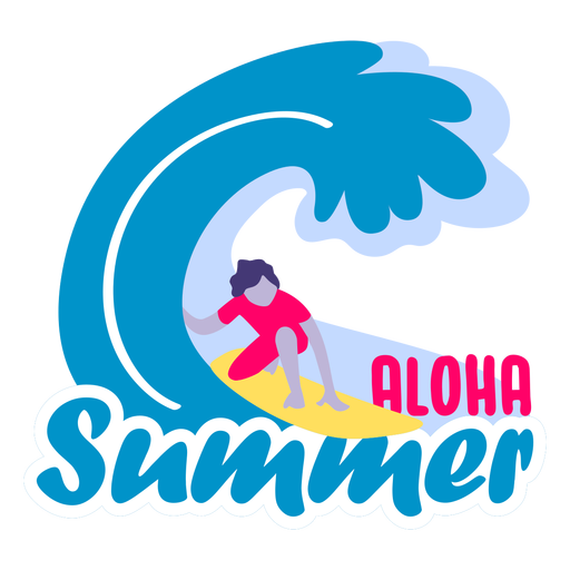 Aloha summer flat