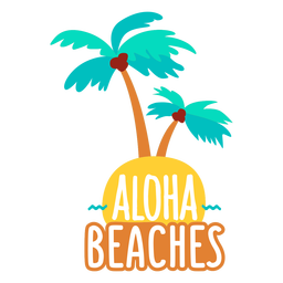 Aloha Beach Flat