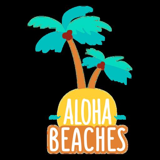 Aloha beaches flat