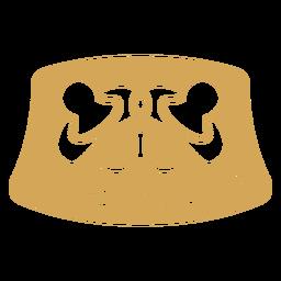 Insignia de gemelos a bordo