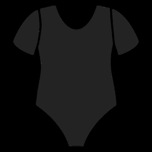 Recorte del traje de baño