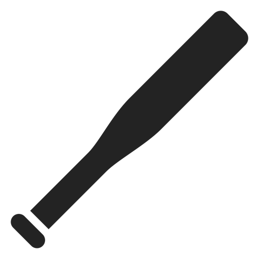 Baseball bat cut-out