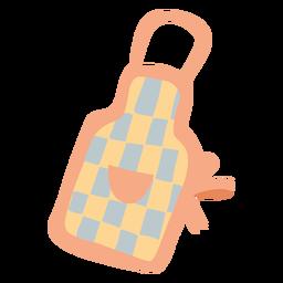 Cute apron flat