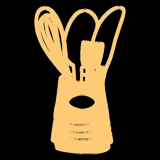 Kitchen supplies filled-stroke