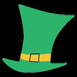 Chapéu irlandês da sorte achatado