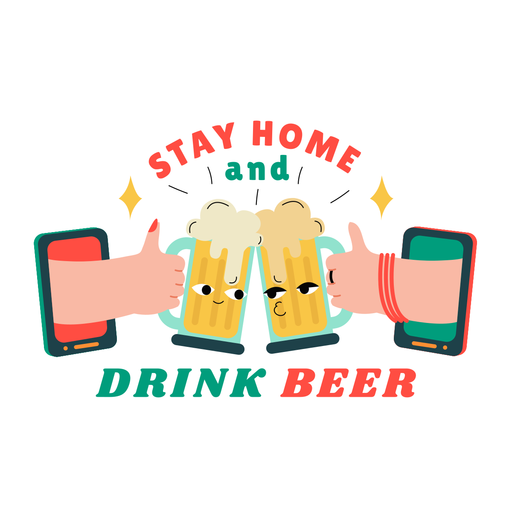 Home beer badge