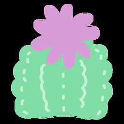 Cactus bush flat