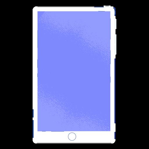 Textura de la pantalla del teléfono móvil