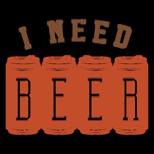 Ich brauche ein Bierabzeichen