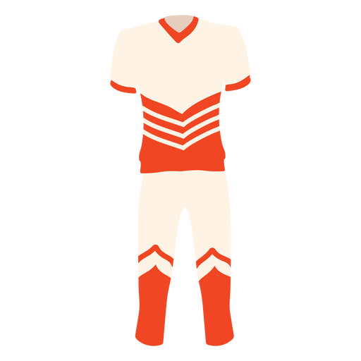 Men's cheerleading uniform