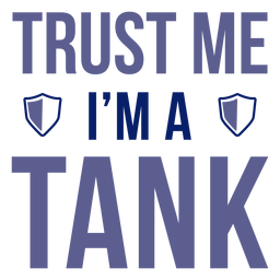 Insignia de cotización del tanque