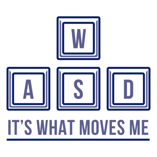 Keyboard moves quote badge