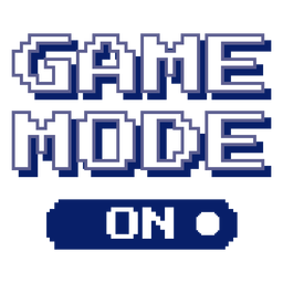 Game mode on badge