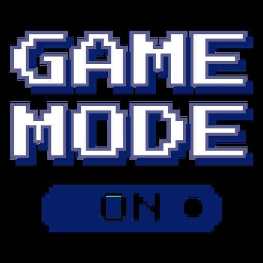 Modo de jogo no emblema