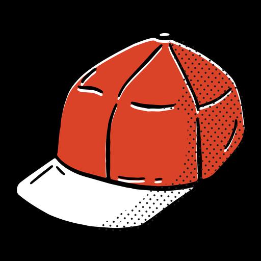 Cool hat color-stroke
