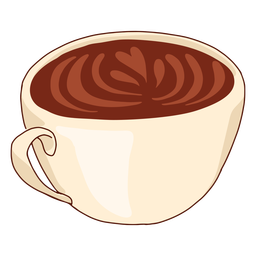 Coffe cup illustration