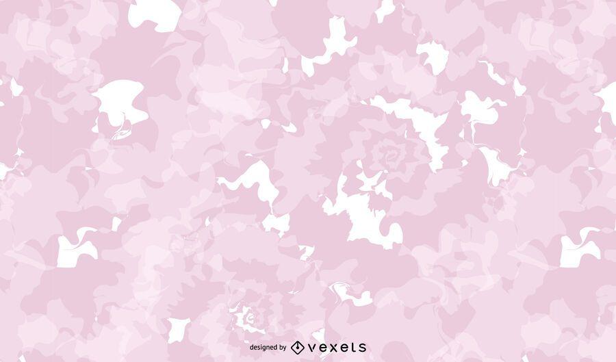 Tie dye pink pattern design