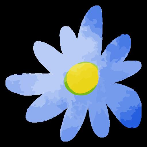 Simple flower gradient