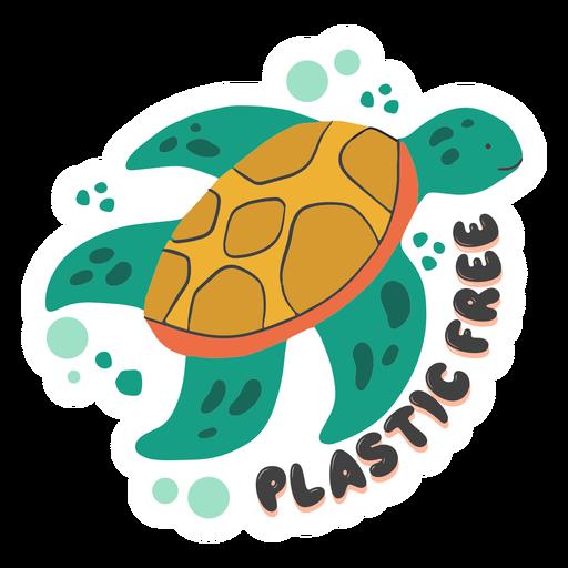 Sin placa de plástico
