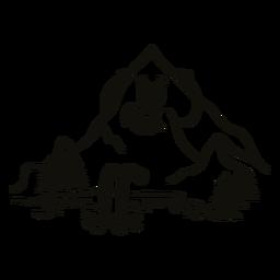 Vinilo Adventure RetroCartoon - 2