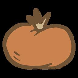 Onion vegetable flat