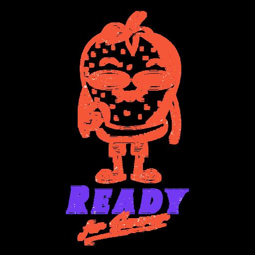 Summer ready badge