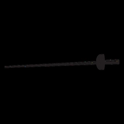 FencingSwordsSilhouettes - 0