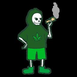 Grim reaper personagem comum