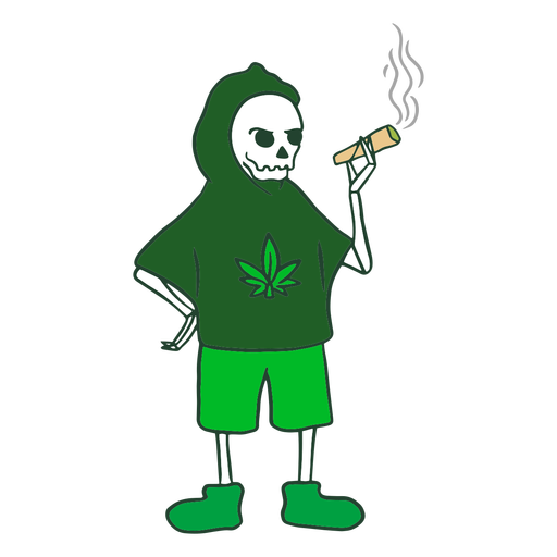 Grim reaper joint character Transparent PNG