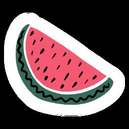 Piso de verano de sandía