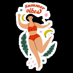 Vibraciones de verano planas