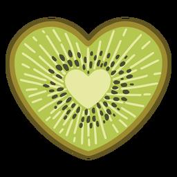 Fruta en forma de corazón - 2