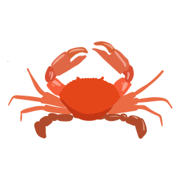 Crab aquatic animal