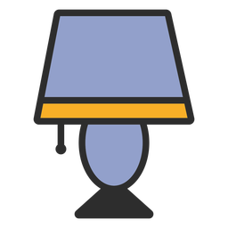 Desk light color stroke