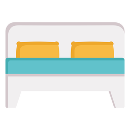 Double bed furniture