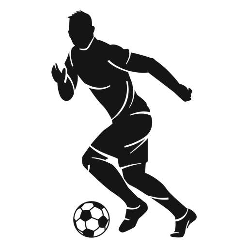 Professional player cut-out Transparent PNG