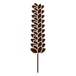 Wheat round cut-out